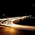 Night Traffic by Mark Valentine