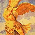 Nike Goddess Of Victory by Teresa Beyer