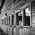 Nisqually Wildlife Refuge P18 The Barn II by David Patterson