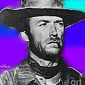 Nixo Clint Eastwood 1 by Nicholas Nixo