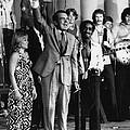 Nixon Presidency.  From Left  Head by Everett