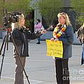 No H8 Media Interview by April Cullen