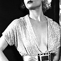 No Man Of Her Own, Carole Lombard, 1932 by Everett