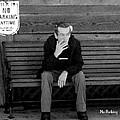 No Parking by Jean Paul LeBlanc