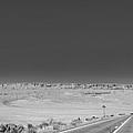 No Passing Zone Vermilion Cliffs Arizona by Julie Niemela