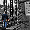 No Trespassing by David Sanchez