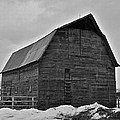 Noble Barn by Eric Tressler