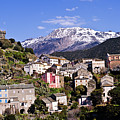 Nonza Village by FCremona