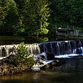 Nora Mill Falls by Greg and Chrystal Mimbs