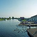 Norfolk Broads by Jan W Faul