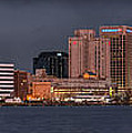 Norfolk Waterfront Color by Williams-Cairns Photography LLC