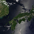 North And South Korea, And The Japanese by Stocktrek Images