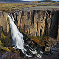 North Clear Creek Falls by Randall Roberts