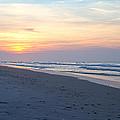 North Topsail Beach Serenity  by Betsy Knapp
