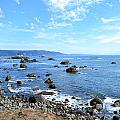 Northern California Coast3 by Zawhaus Photography