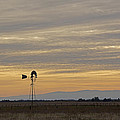 Northern California Windmill by Mick Anderson