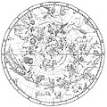 Northern Celestial Map by Science, Industry & Business Librarynew York Public Library
