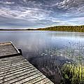 Northern Saskatchewan Lake by Mark Duffy