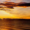 Northern Sunset by Hakon Soreide