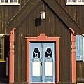 Norwegian Wooden Facade by Heiko Koehrer-Wagner