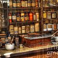 Nostalgia Pharmacy 2 by Bob Christopher