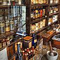 Nostalgia  Pharmacy by Bob Christopher