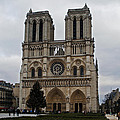 Notre Dame De Paris by David Pringle
