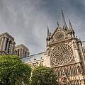 Notre Dame De Paris by Jennifer Ancker