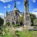 Notre Dame Gardens by Michael Biggs