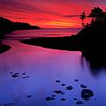 Nova Scotia Sunrise by Dave Mills