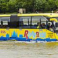 Novel River Boat by Jon Berghoff