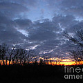 November Sunrise by Cedric Hampton