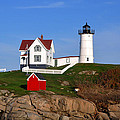 Nubble Light House by Brittany Horton
