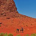 Nubian Camel Rider by Tony Beck