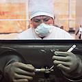 Nuclear Fuel Production, Russia by Ria Novosti