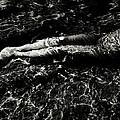 Nude In The Sea by Olivier De Rycke