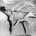 Nude Interpretive Dancers by Underwood Archives