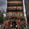 Number 52 Victoria Street by Yhun Suarez