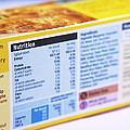 Nutrition Label by Veronique Leplat