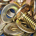 Nuts Bolts And Washers by Shannon Fagan