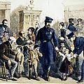 Ny Slum Children, 1864 by Granger