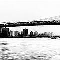 Nyc - Manhattan Bridge by Hannes Cmarits
