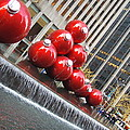 Nyc Christmas by Kimberly Perry