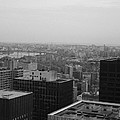 Nyc From The Top 2 by Naxart Studio