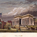 Nyc: The Tombs, 1850 by Granger