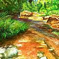 Oak Creek Red by Eric Samuelson