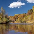 Oak Creek Reflection by Joshua House
