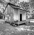 Oakley Plantation Slaves Quarters by Bourbon  Street