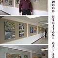 Oakwood Heritage Gallery Exhibit by Michael Peychich