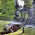 Oat's Run Water Tank by Tom Steele